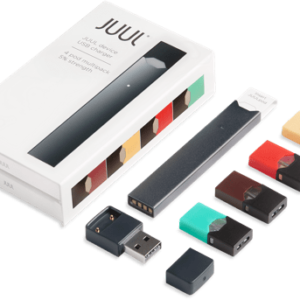 JUUL Starter Kit (Canada) – 4 Pods Included