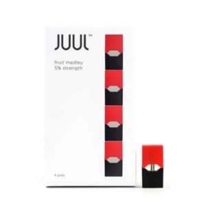 JUUL Fruit Pods (Pack of 4) – 1.5%, 3%, 5% (Copy)